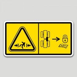 Cartel maquinaria MA03