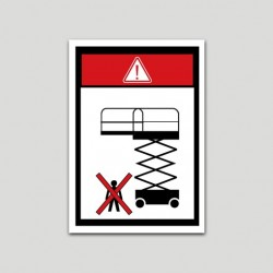 Cartel maquinaria MA01