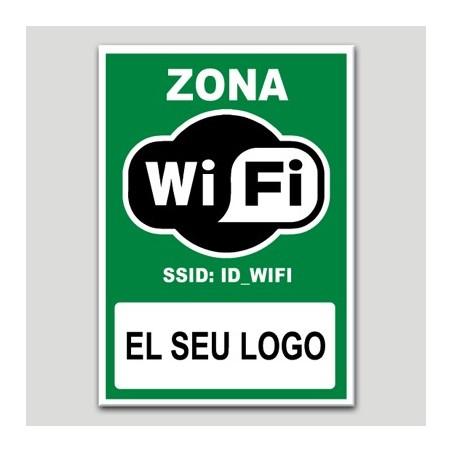 Zona wi-fi personalizable