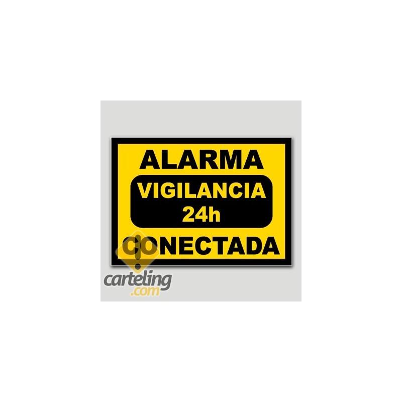 Alarma connectada - Vigilància 24h