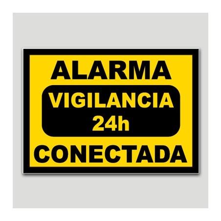 Alarma conectada - Vigilancia 24h