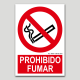 Prohibit fumar