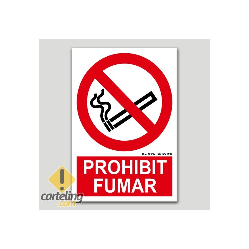 fumar Español pequeño
