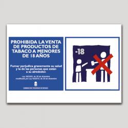 Prohibida la venta de productos de tabaco a menores de 18 años - Asturias