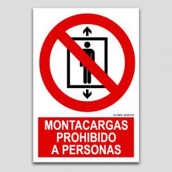 Muntacàrregues prohibit a persones