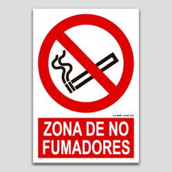 Zona de no fumadors