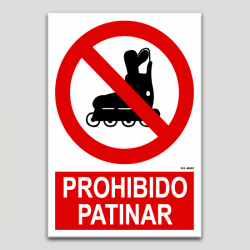 Prohibit patinar