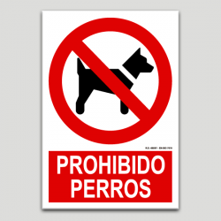 Prohibit gossos