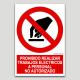 Prohibido realizar trabajos eléctricos a personal no autorizado