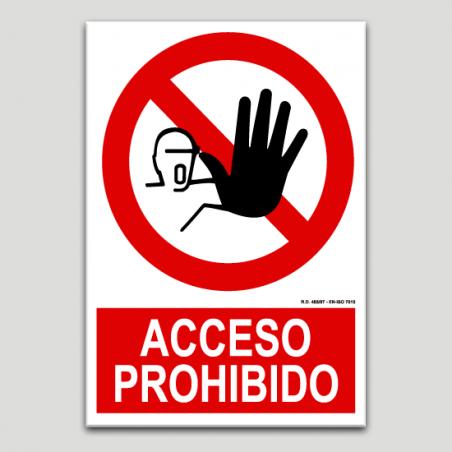 Accés prohibit
