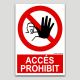 Acceso prohibido
