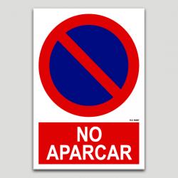 No aparcar