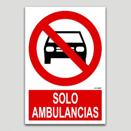 Solo ambulàncies