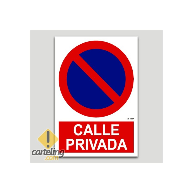 Carrer privada
