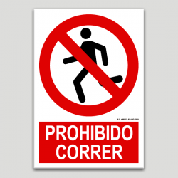 Prohibit córrer