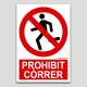 Prohibit córrer