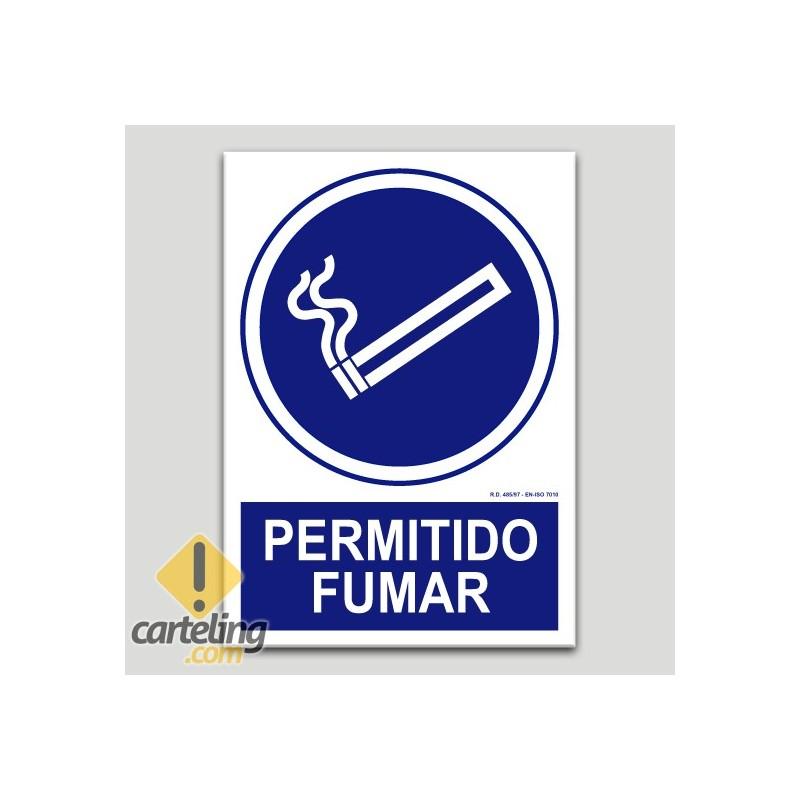 Permès fumar