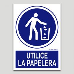 Utilicen la papelera