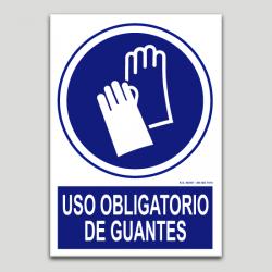 Ús obligatori de guants