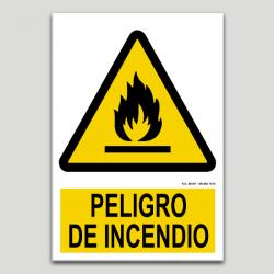 Peligro de incendio