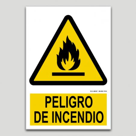 Perill d'incendi