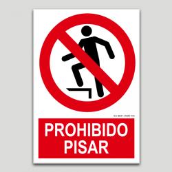 prohibit trepitjar