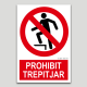Prohibido pisar