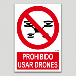 Prohibido drones