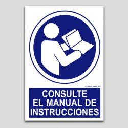 Consulti el manual d'instruccions