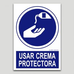 Usi crema protectora
