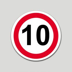Velocitat màxima 10