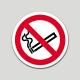 Prohibido fumar (pictograma)