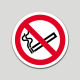 Prohibit fumar (pictograma)
