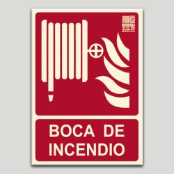 Boca de incendio (en español)