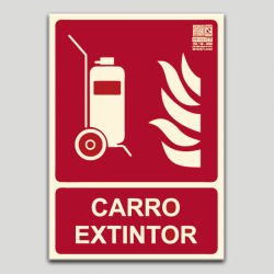 Carro extintor (en español)