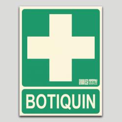 Botiquín (en español)