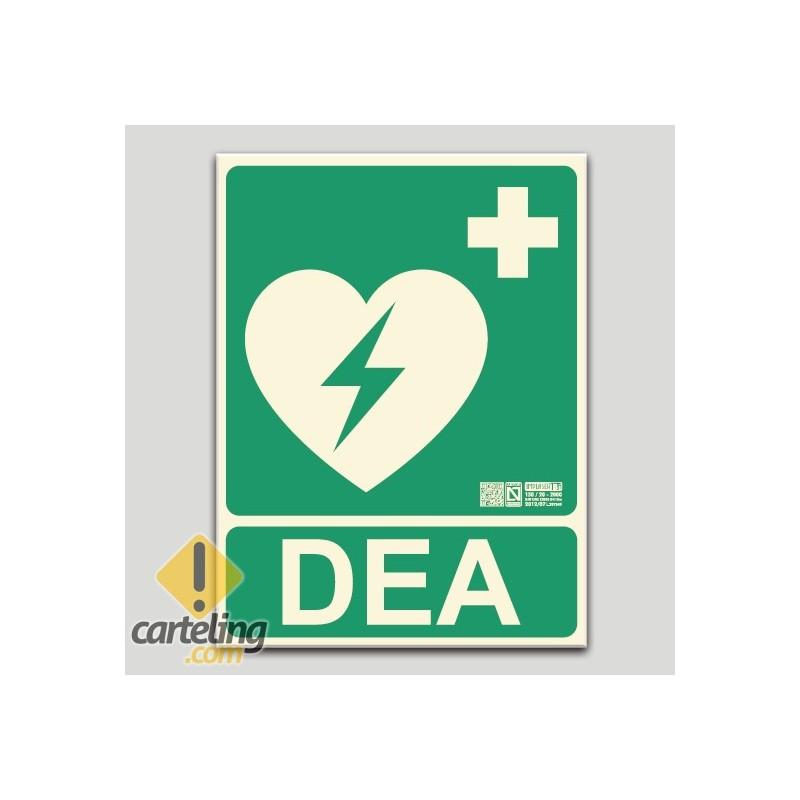 Desfibrilador DEA
