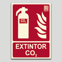 Extintor de CO2