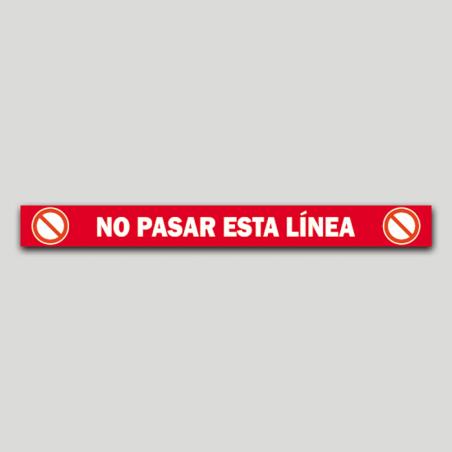 No passar aquesta linia (Adhesiu rugós)