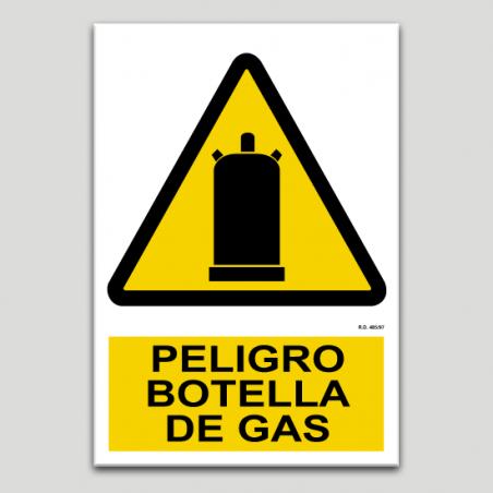 Perill ampolla de gas