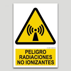 Perill, radiacions no ionitzants