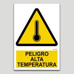 Perill alta temperatura