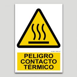 Perill contacte tèrmic