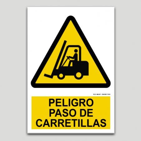 Perill, pes de carretons