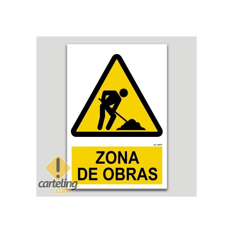 Zona d'obres