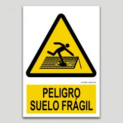Peligro, suelo frágil