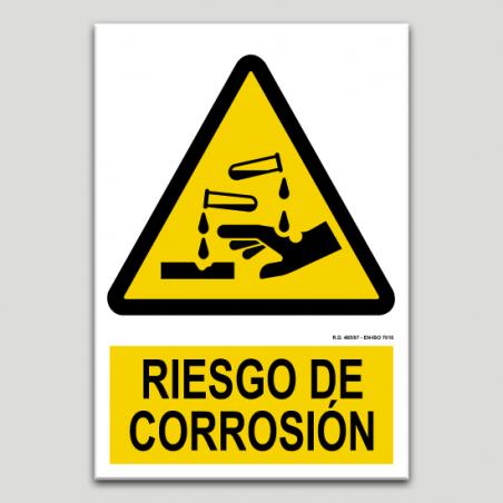 Risc de corrosió