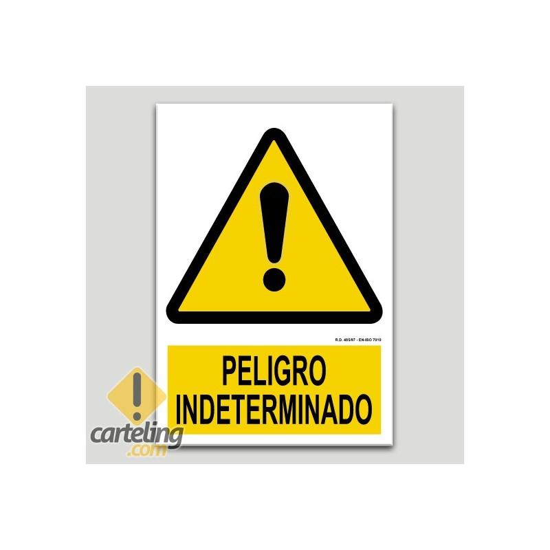 Perill indeterminat
