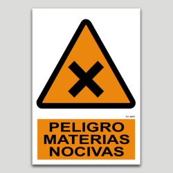 Perill matèries nocives