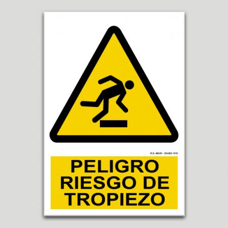 Perill risc d'ensopegada